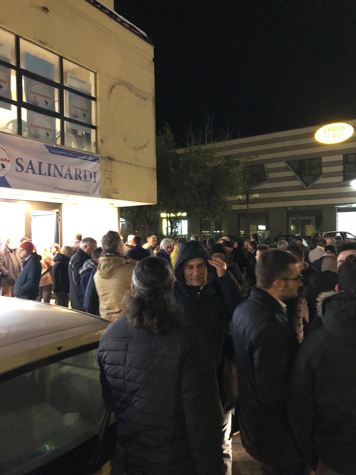 9 marzo attesa per Salinardi e conte a Potenza