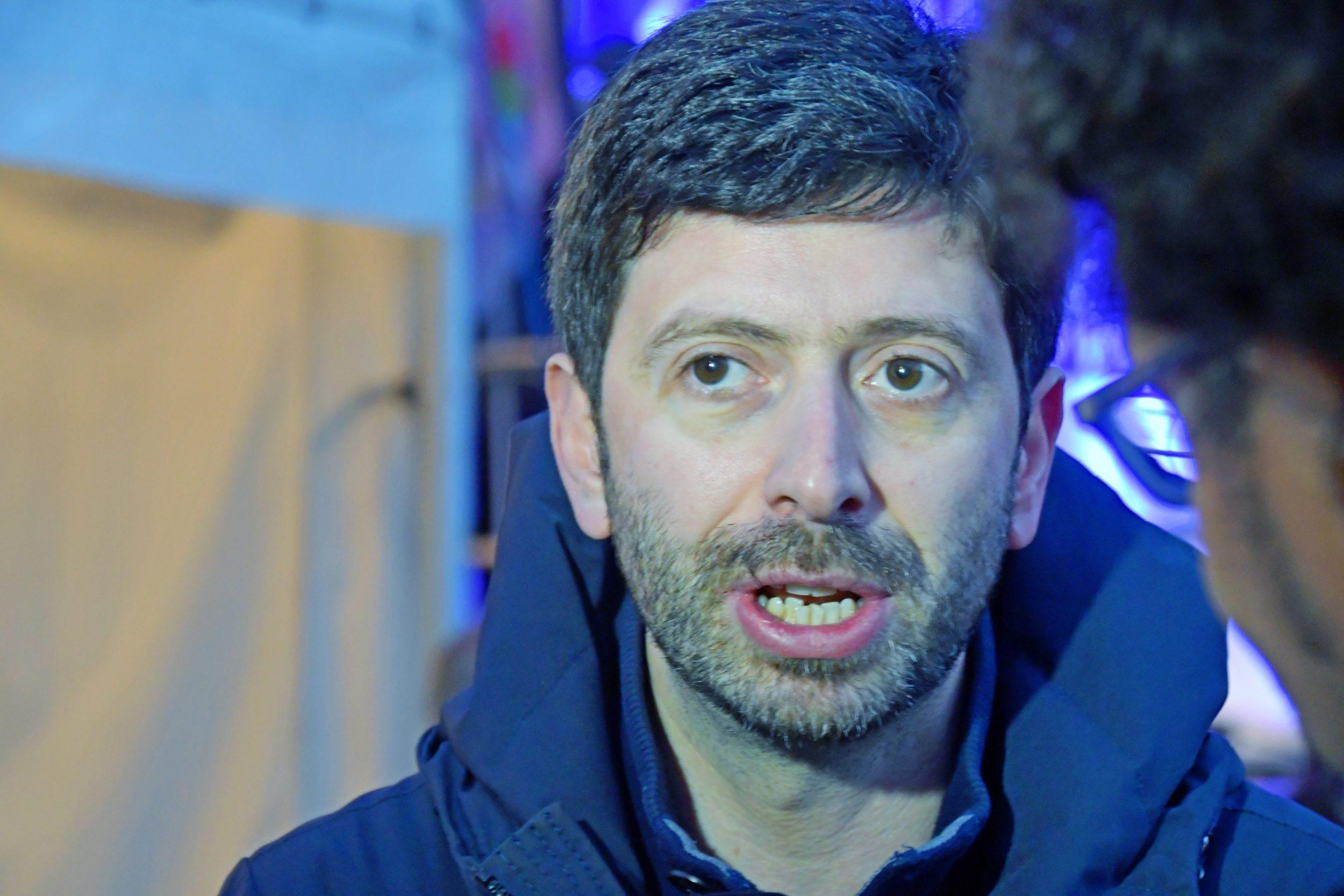 Roberto Speranza, coordinatore nazionale Articolo Uno-MdP - Foto di Giacomo Silvano