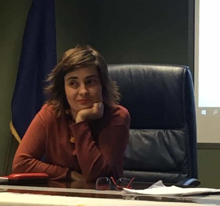 """Decreto Sostegni, Dina Sileo: """"La Lega al Governo fa la differenza"""""""
