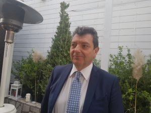 Massimo Maria Molinari (ph. Luisa Calza)