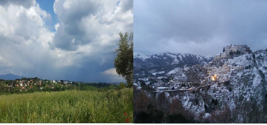 Previsioni meteo in Basilicata dal giorno 9 al 12 Marzo (a cura di Meteo7.it)