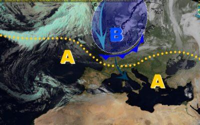 Previsioni meteo in Basilicata dal giorno 25 al 27 Marzo (a cura di Meteo7.it)