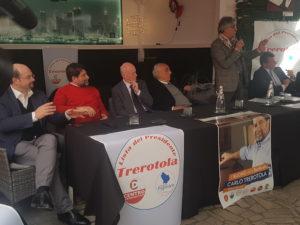 il tavolo della presidenza (ph. Luisa Calza)