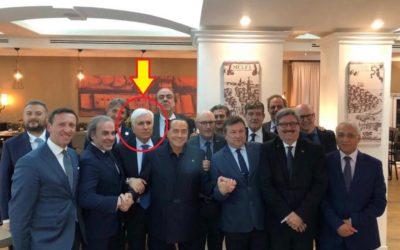 In Basilicata Berlusconi stringe accordi con la Lega. Di Salvini? No… delle Cooperative!!!!