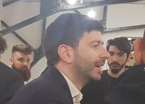 Roberto Speranza (ph. Luisa Calza)