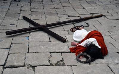 La Passio Christi unisce Matera e Potenza con le foto di Giacomo Silvano