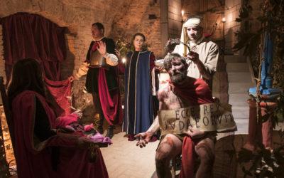 Passione, Morte e Resurrezione di Cristo nei Quadri Viventi di Città della Pieve