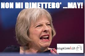 Theresa May e la Brexit secondo Angelomà