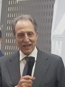 Il Governatore Vito Bardi