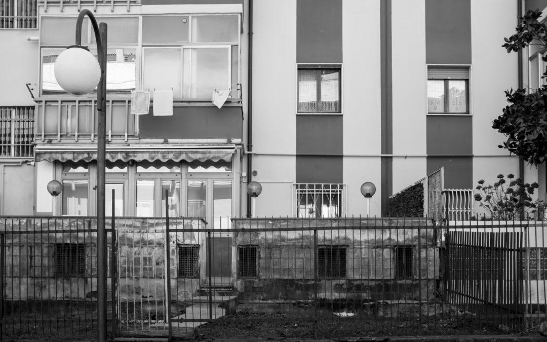 I quartieri di Potenza nel progetto fotografico di Luisa Calza