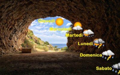 Previsioni meteo in Basilicata dal giorno 01 al 05 Giugno (a cura di Meteo7.it)