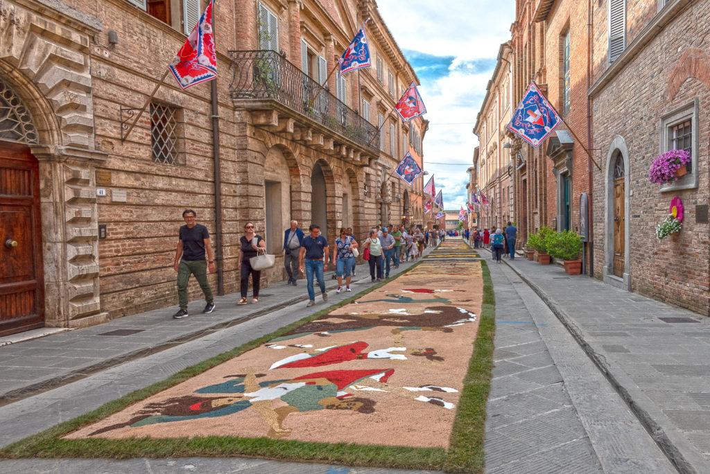 Infiorata di San Luigi Gonzaga 2018