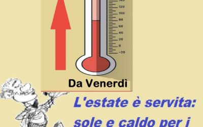 Previsioni meteo in Basilicata dal giorno 06 al 10 Giugno (a cura di Meteo7.it)
