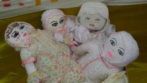 Battesimo delle bambole, Barile