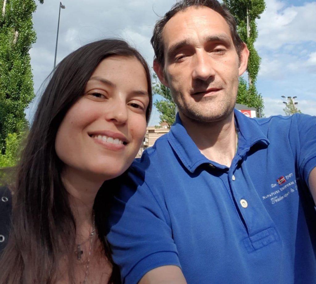 Sara Tommasi e Angelo Guidarelli