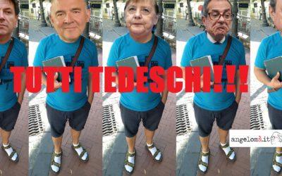 Anche Il Giornale ne parla: attira il flash mob del calzino bianco con sandalo a Chiaromonte