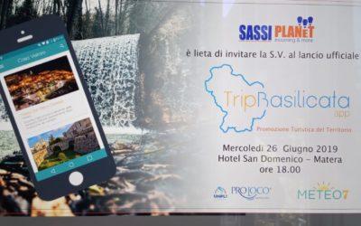 TripBasilicata, La Basilicata da scoprire in una App