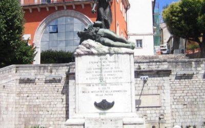 """A Tito rubano l'effigie dal Monumento, Angelomà ne interpreta la smorfia e """"azzecca"""" l'ambo"""