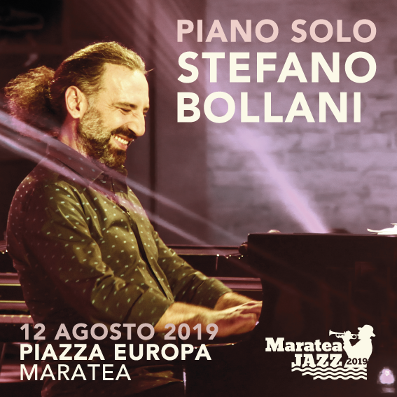 12 Agosto, Stefano Bollani a Maratea Jazz 2019