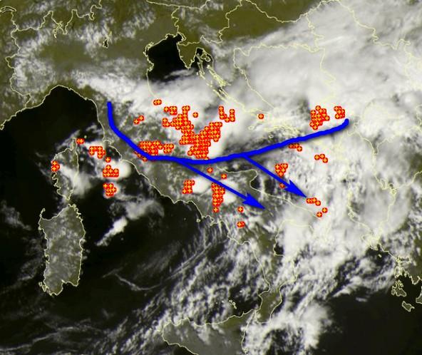 Previsioni meteo in Basilicata dal giorno 10 al 15 Luglio (a cura di Meteo7.it)