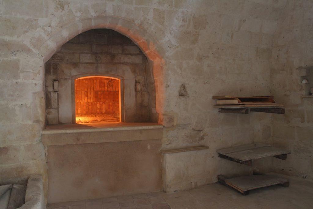 forni di quartiere a Matera