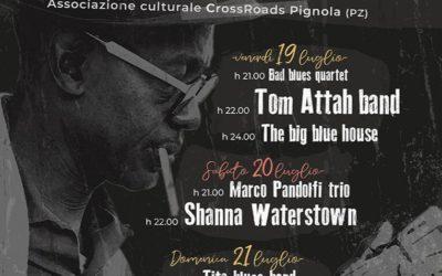 19, 20 e 21 Luglio, Pignola in Blues XXIII edizione