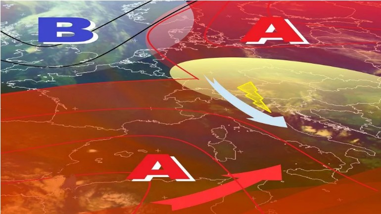 Previsioni meteo in Basilicata dal giorno 22 al 26 Agosto (a cura di Meteo7.it)