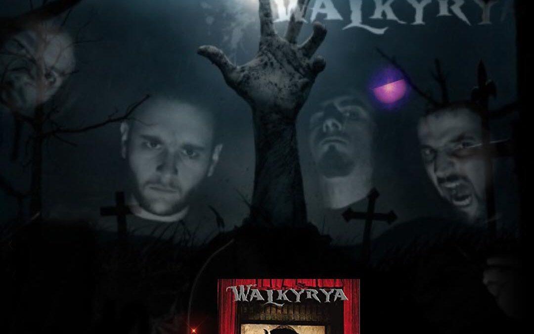 """I Walkyrya porteranno """"The Invisible Guest"""" live in Europa"""