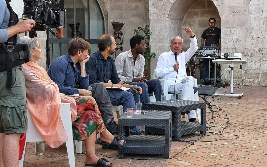 """28 Settembre a Matera """"Il Nuovo Vangelo"""" di Milo Rau in una performance pubblica – live shooting"""