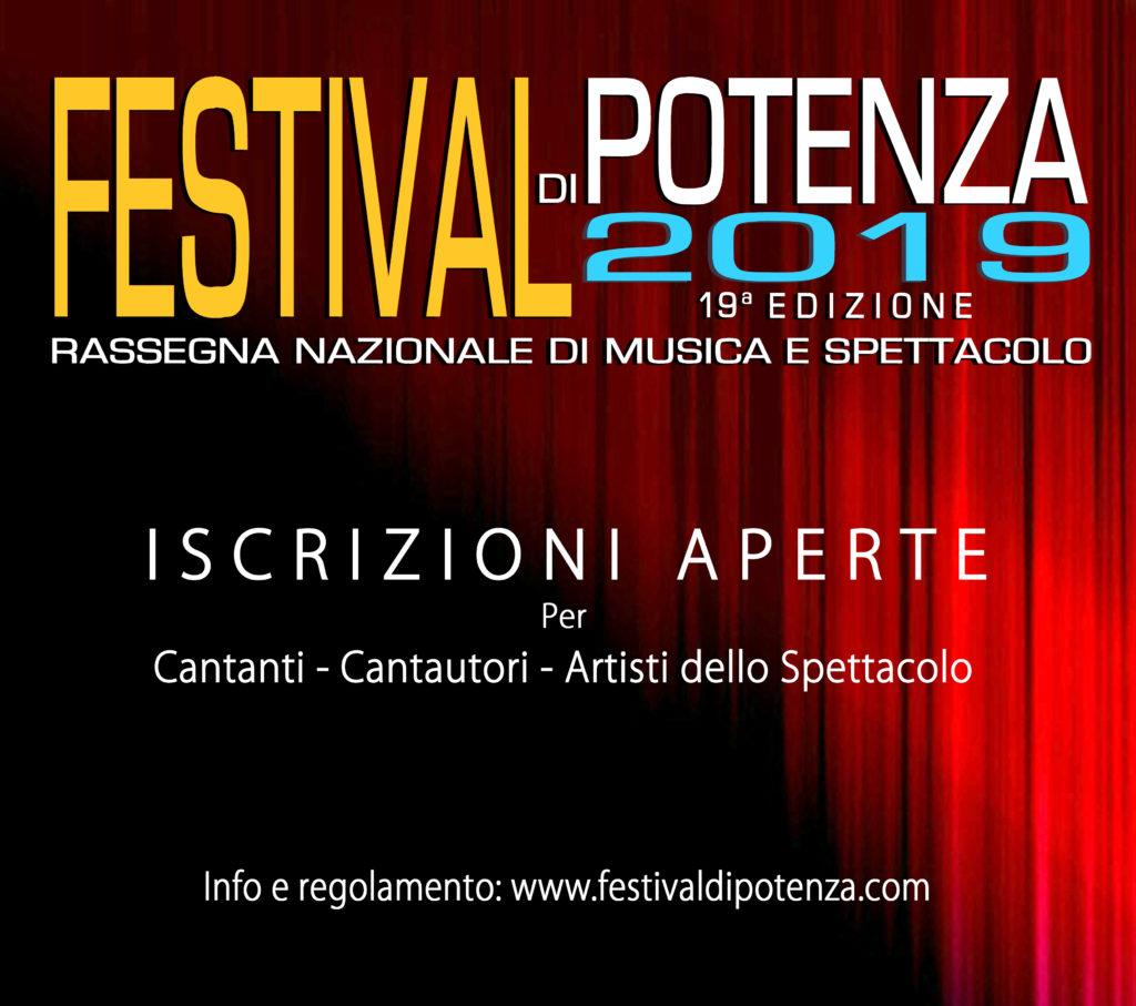 festival di Potenza 2019