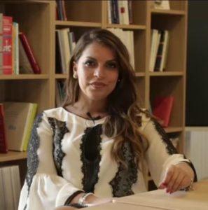 Marika Padula, assessore alle P.O. al Comune di Potenza