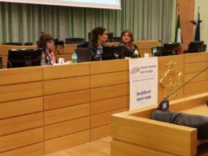 Un momento del convegno (ph. Luisa Calza)
