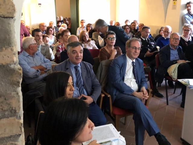 """Inaugurata la mostra archeologica """"Fragmenta"""" a Monticchio"""