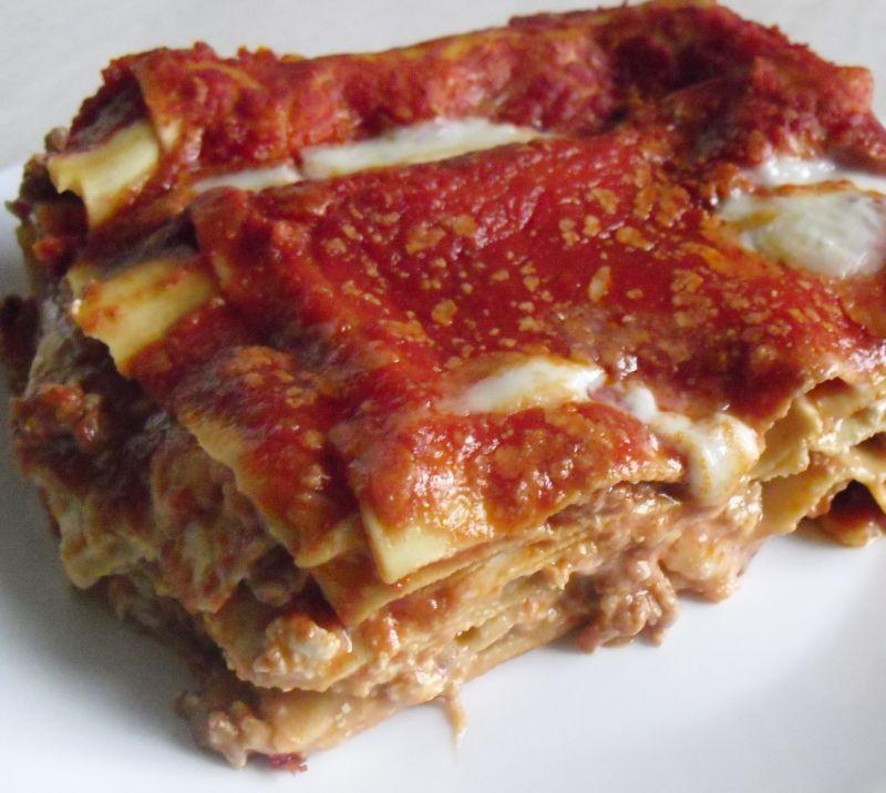 Cucina borbonica, la lasagna