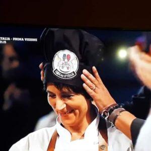 Felicetta Colucci, vincitrice di Cuochi d'Italia 10
