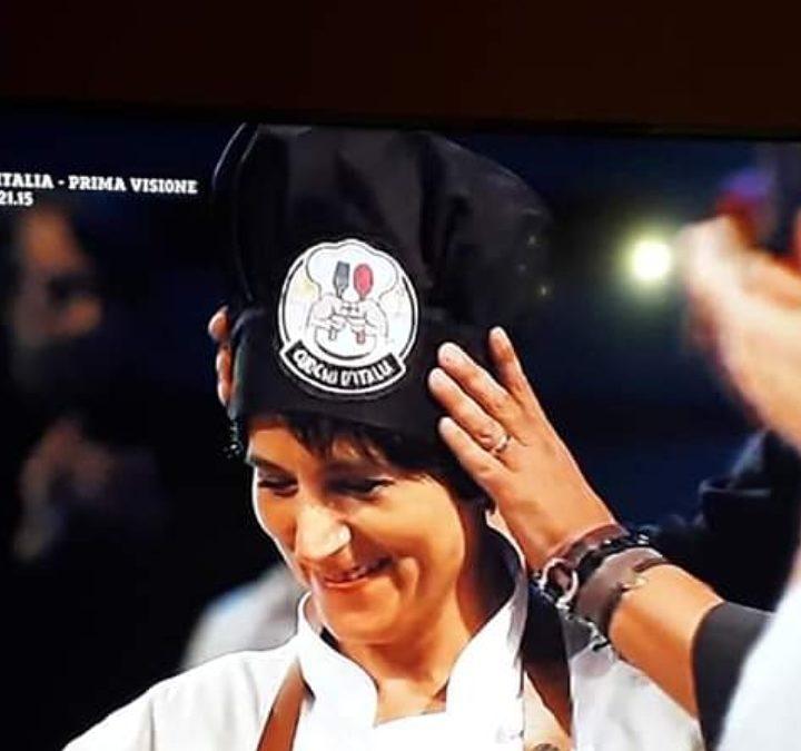 Intervistiamo chef Felicetta Colucci, vincitrice di Cuochi d'Italia 10