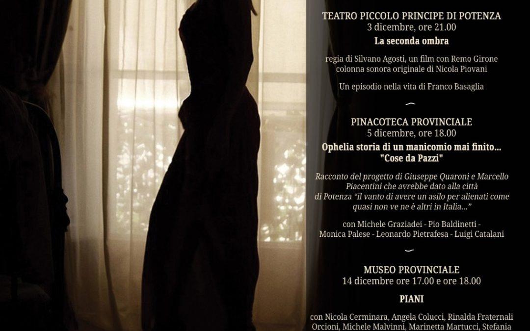 """Il 30 Novembre a Potenza """"Spazi Narranti"""", programma completo"""