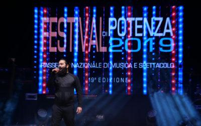 19ESIMA EDIZIONE FESTIVAL POTENZA , UNA MISCELLANEA DI MUSICA E PROFESSIONALITA'