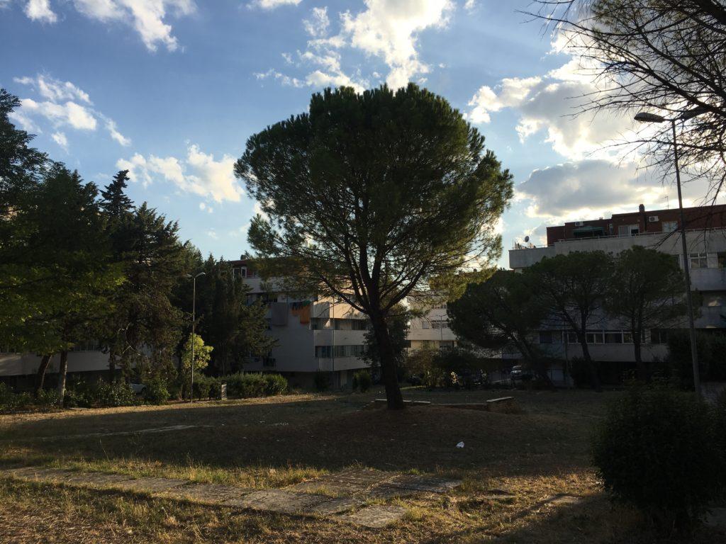Il giardino San Giacomo