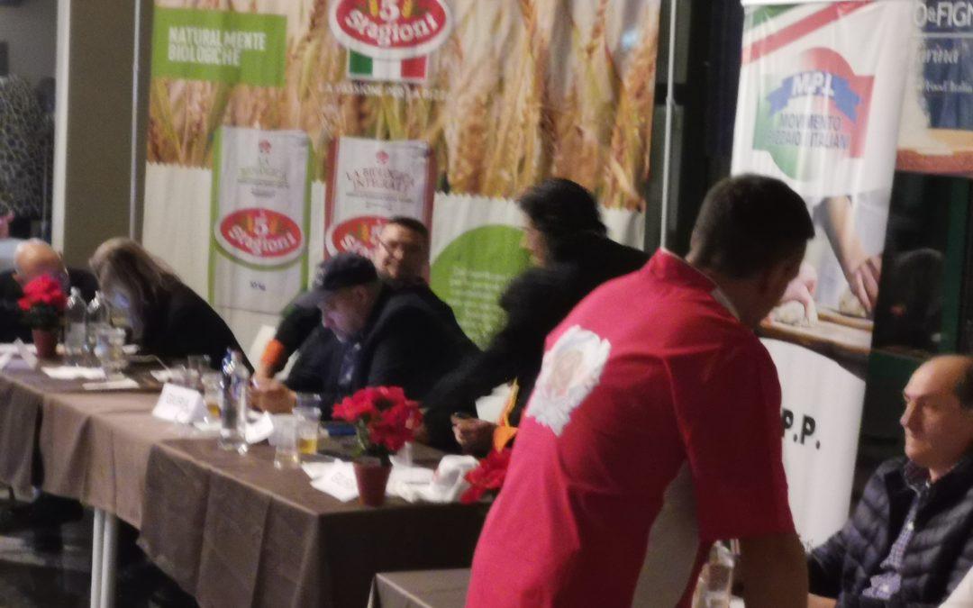 Trofeo Pizzaioli d'Italia: un chiaromontese trionfa a Tito