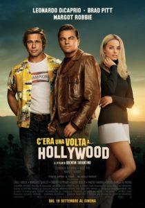 Locandina C'era una volta a... Hollywood