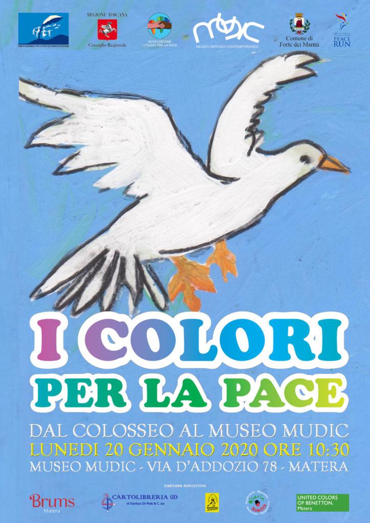 I colori per la pace