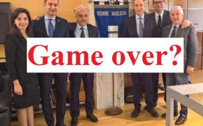 """La crisi alla Regione Basilicata: """"O tutti o nessuno"""""""