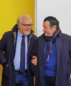 Giovanni Vizziello a Rocco Leone