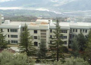 un'ala dell'Ospedale di Chiaromonte