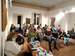 Il pubblico presente a Montalbano