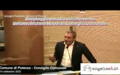Il Videosogno: le parole che avremmo voluto sentire dal Consigliere Napoli