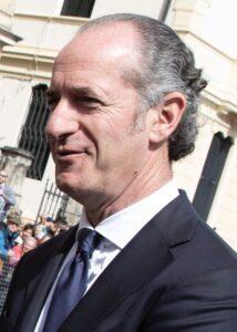 Luca Zaia, Presidente rieletto della Regione Veneto
