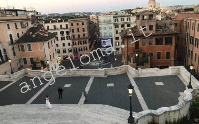 ROMA – Matrimonio ai tempi del Covid