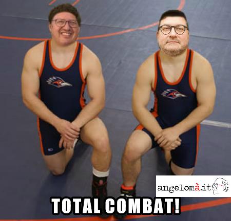 Rosa-Valluzzi: primo o unico round? Facebook è il ring, il combattimento è…Total!